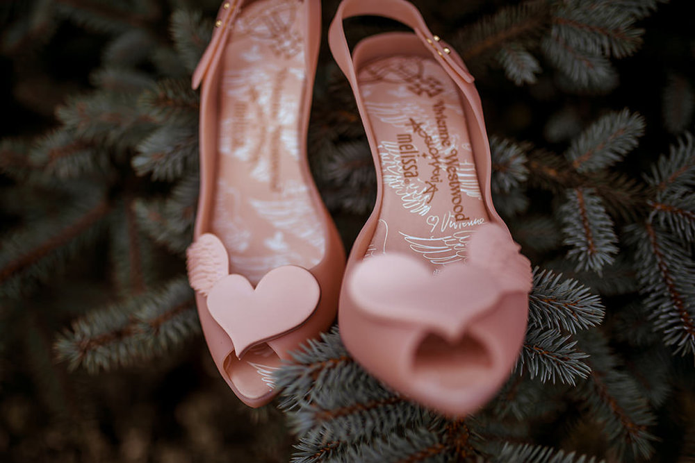 vivienne westwood wedding shoes scotland glasgow photographer