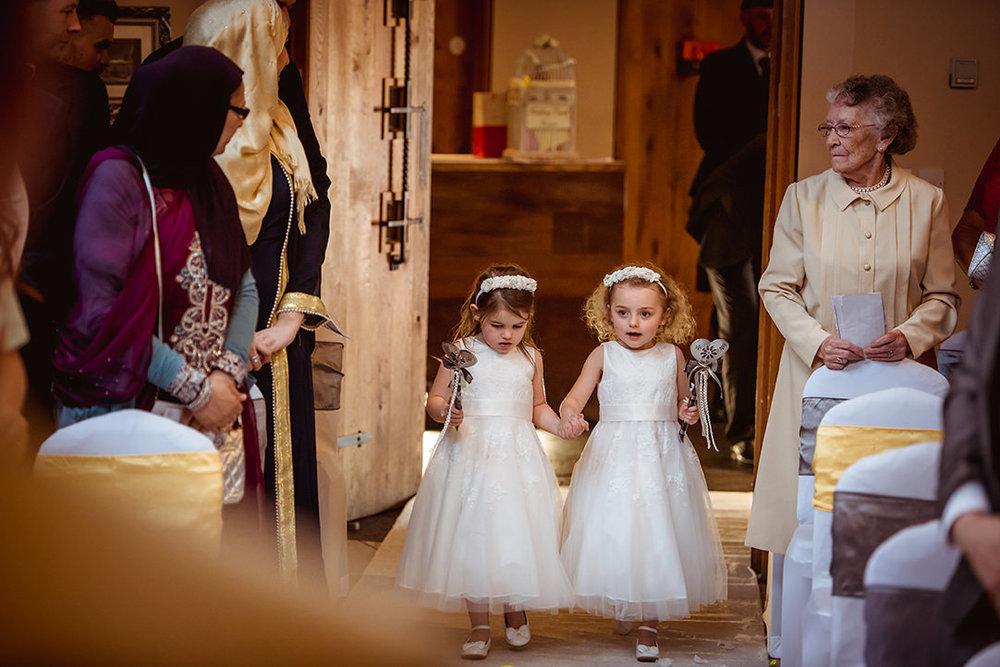 glenskirlie castle wedding ceremony