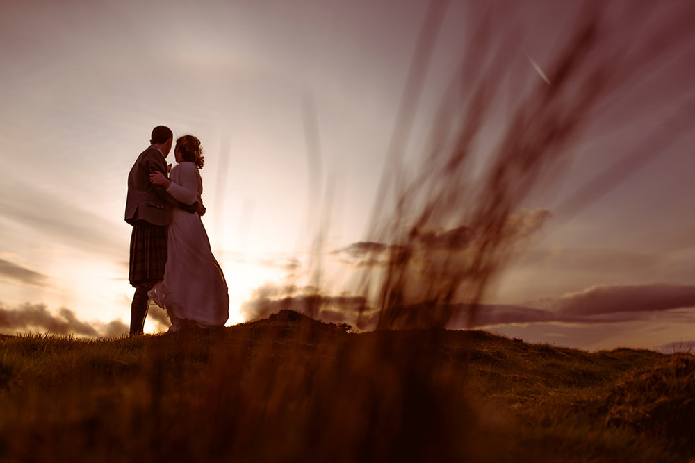 glasgow wedding photographer epic landscape scenery