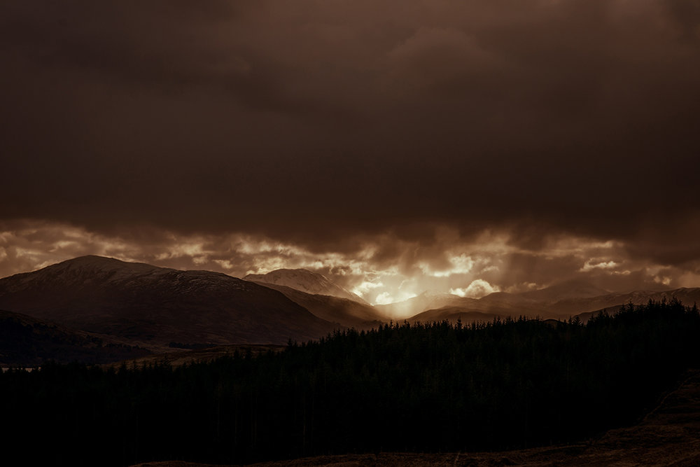 scottish highlands photographer