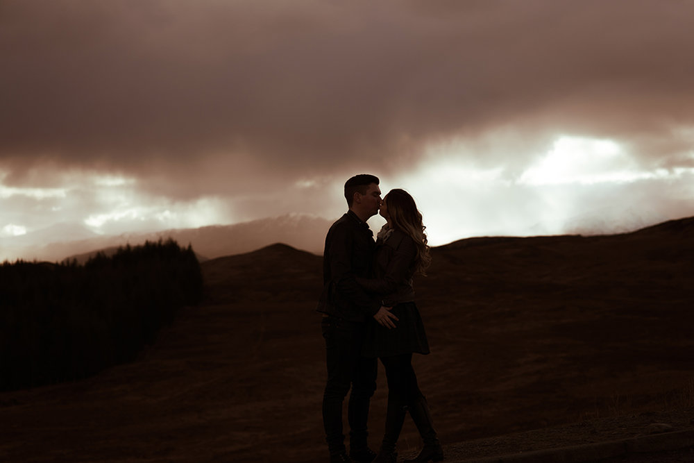 alternative wedding photography scotland highlands glencoe