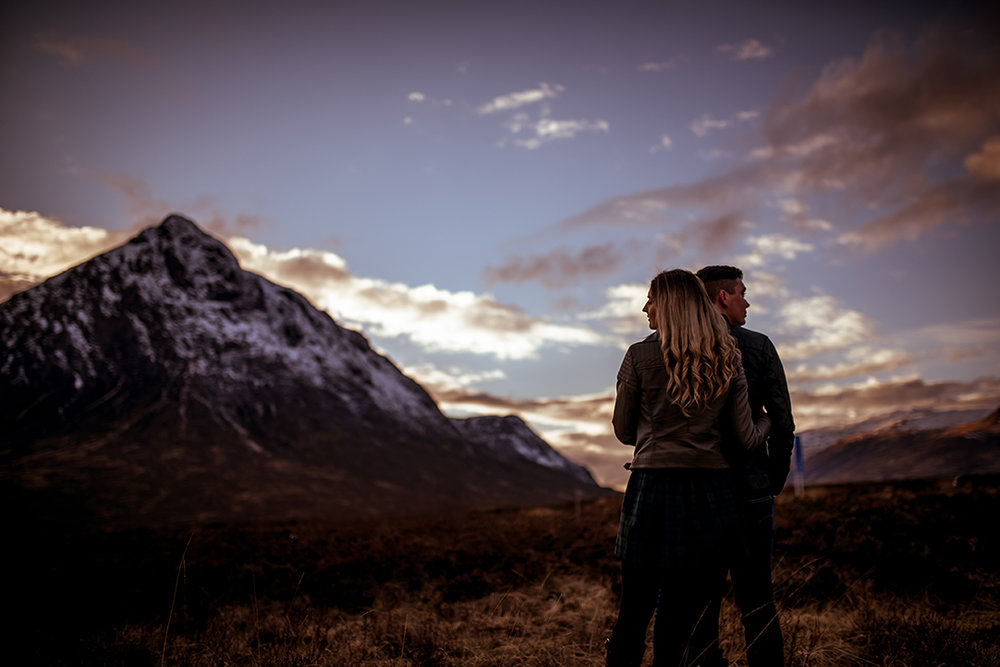 alternative scottish wedding photography