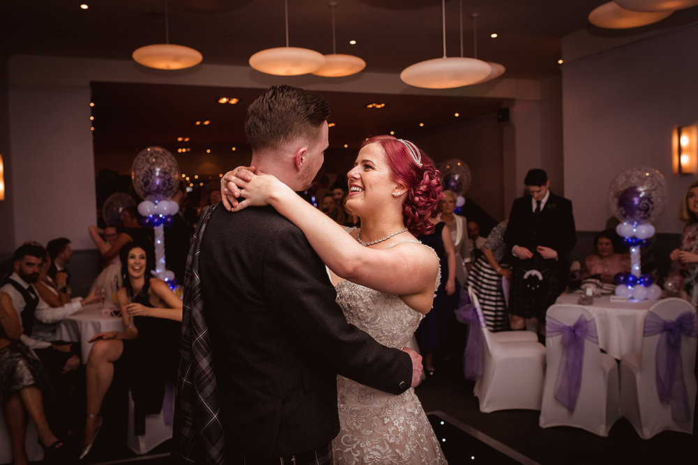 geaorgian hotel wedding coatbridge