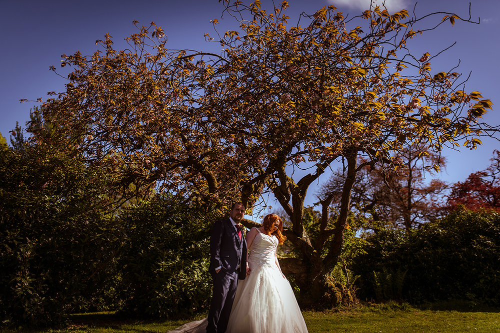 alternative summer wedding photography gourock