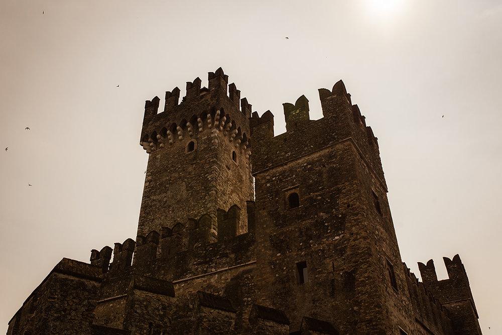 scaliga castle sirmione
