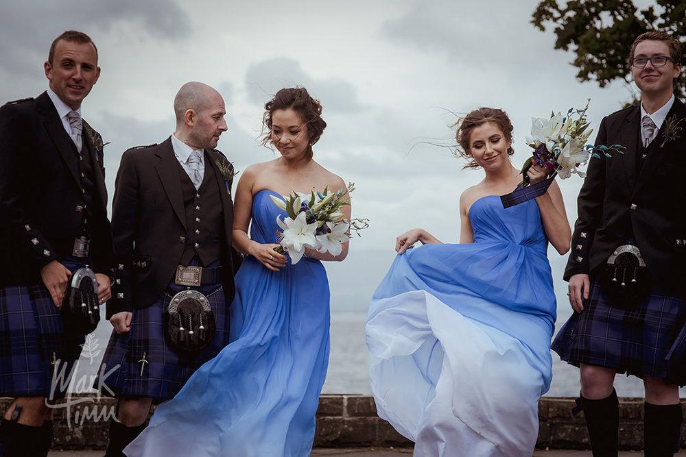 windy wedding loch lomond weather