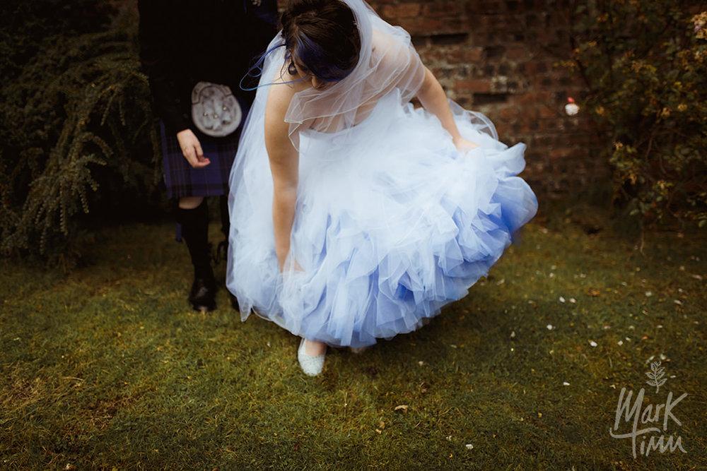 alternative wedding photography loch lomond
