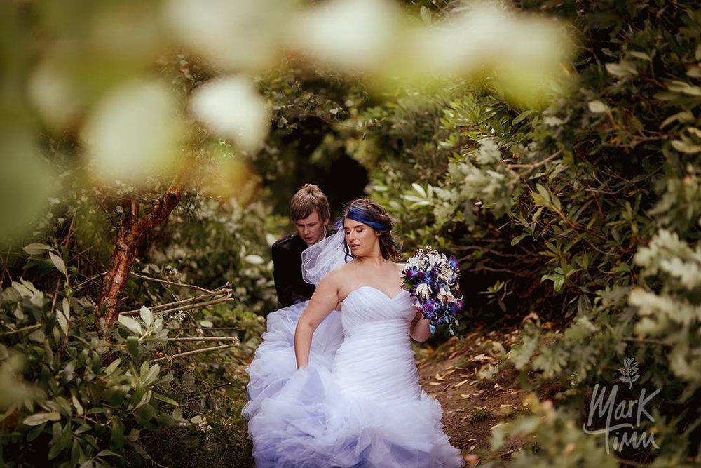 loch lomond natural wedding photography