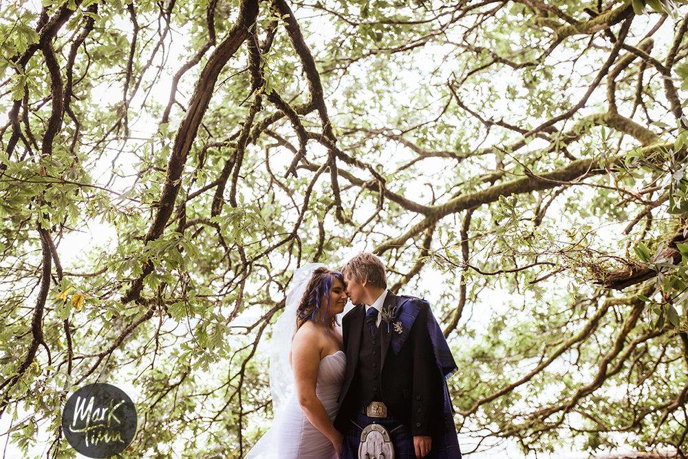 cruin loch lomond wedding photographer glasgow