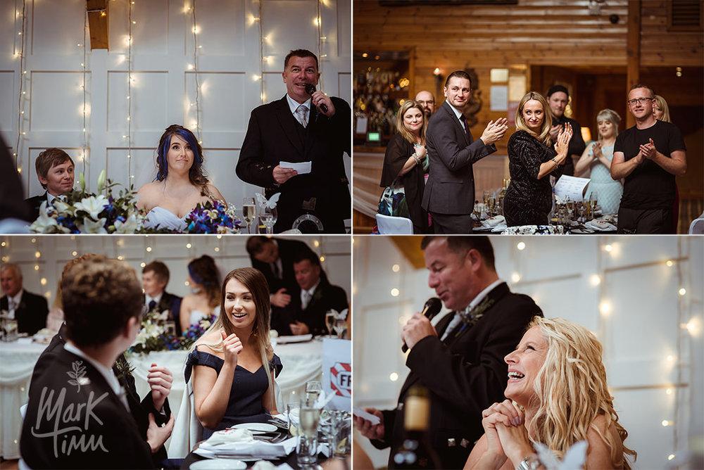 the cruin wedding speech