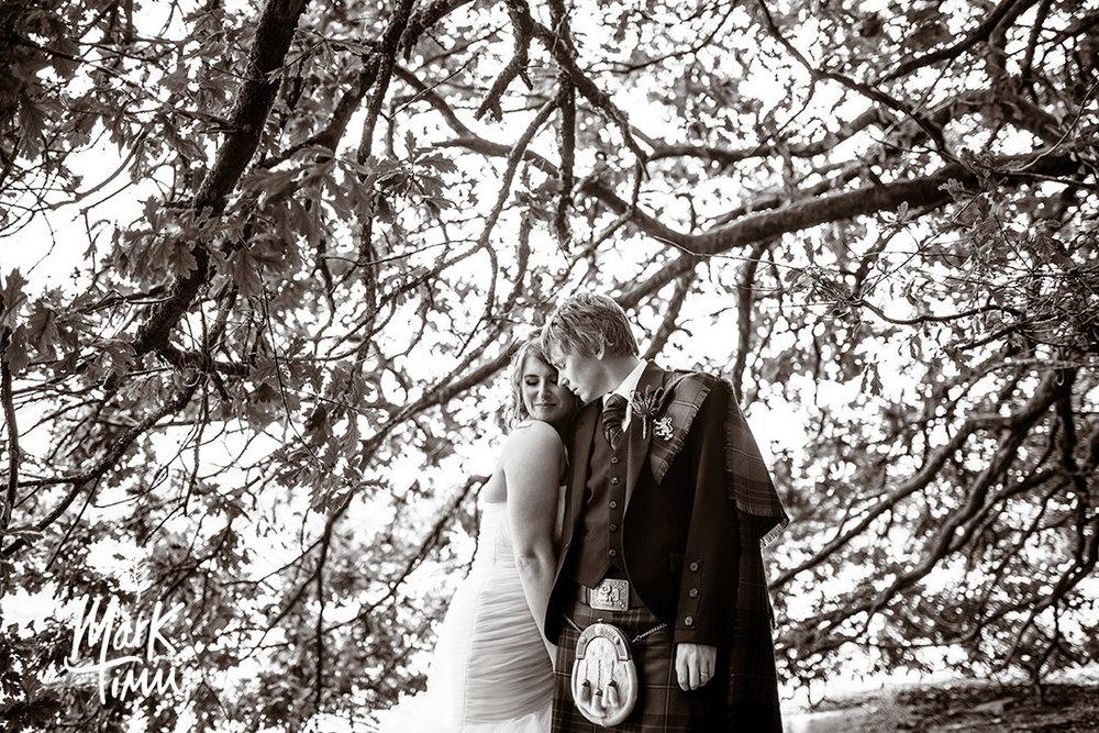 alternative wedding photography loch lomond cruin
