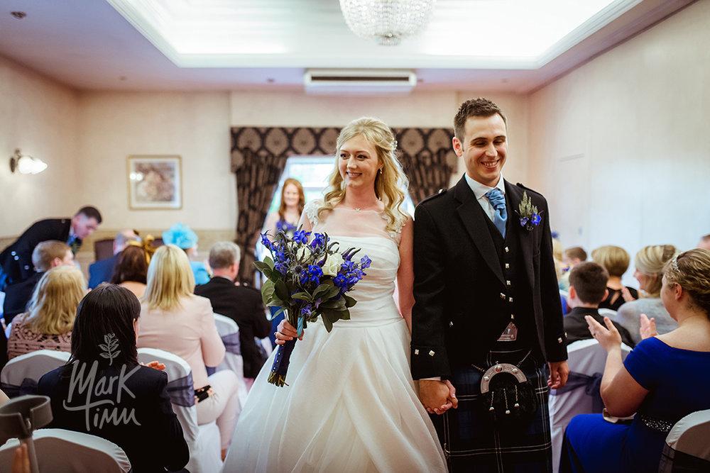 glenskirlie wedding ceremony