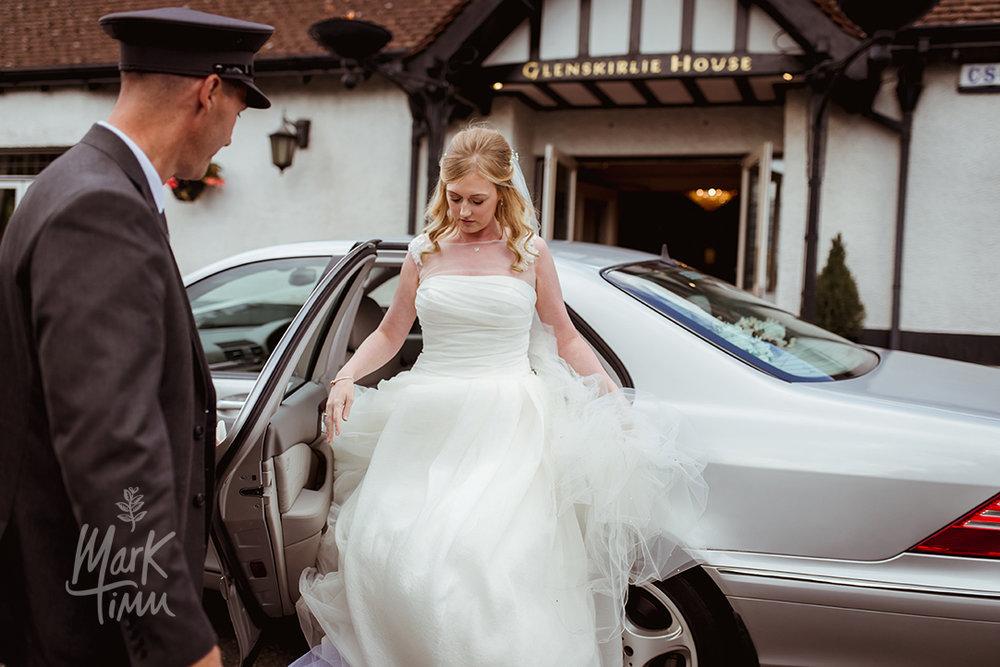 wedding cars falkirk