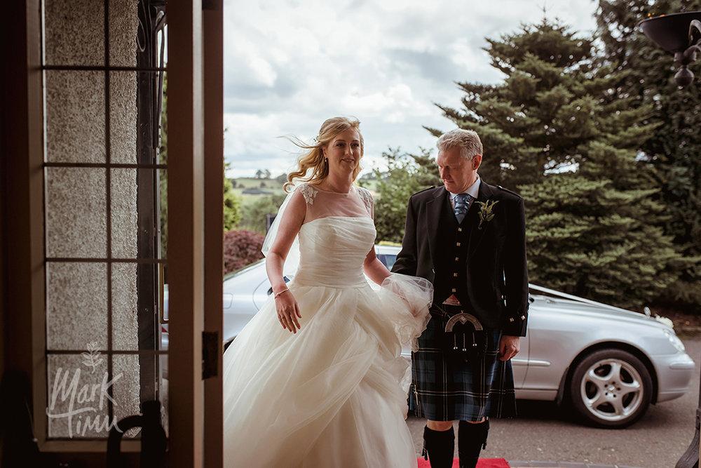 wedding cars glenskirlie