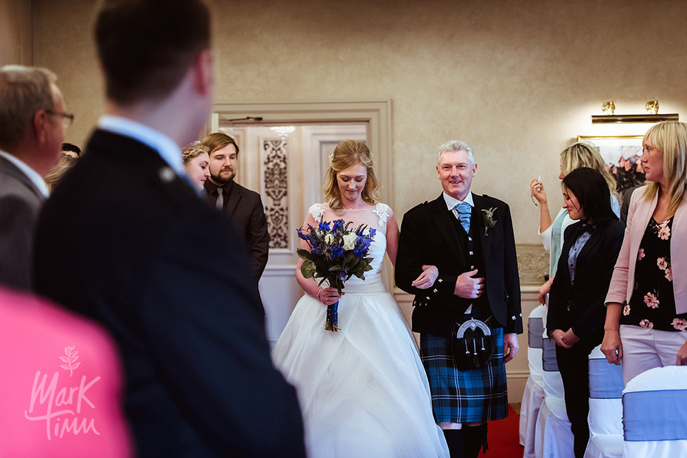 glenskirlie house wedding