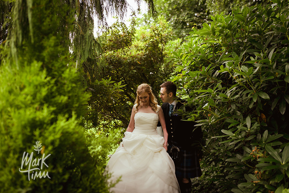 woodland wedding scotland