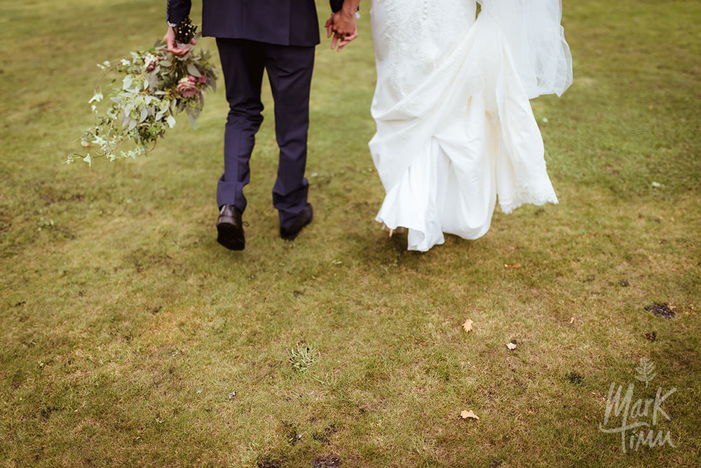 alternative wedding photographer perthshire