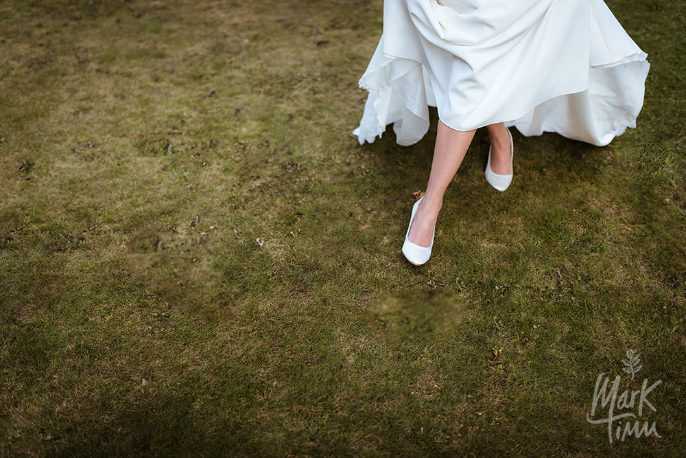 bridal wedding shoes perthshire