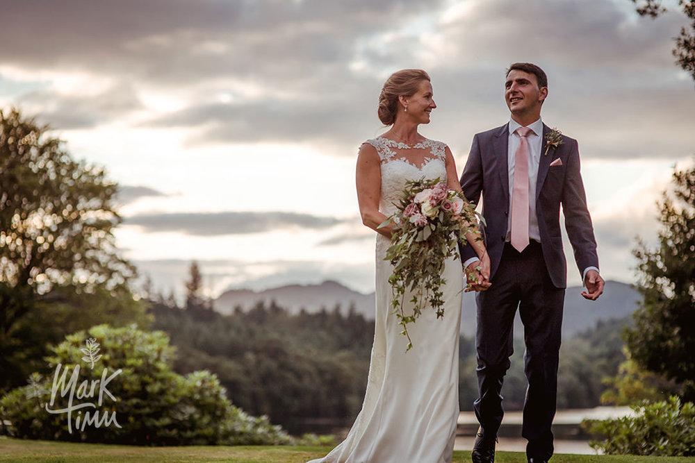 scottish country wedding photography