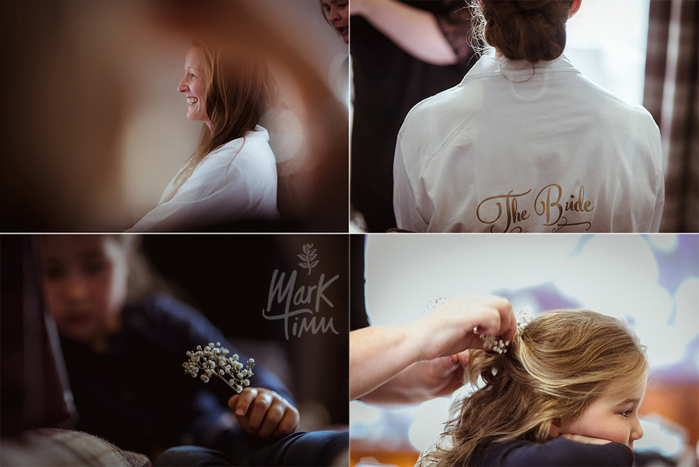 wedding hair and makeup perthshire