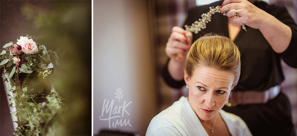 wedding hair perthshire