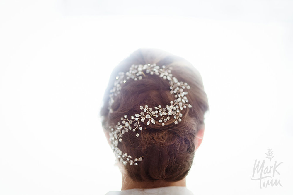 louise quinn wedding hair