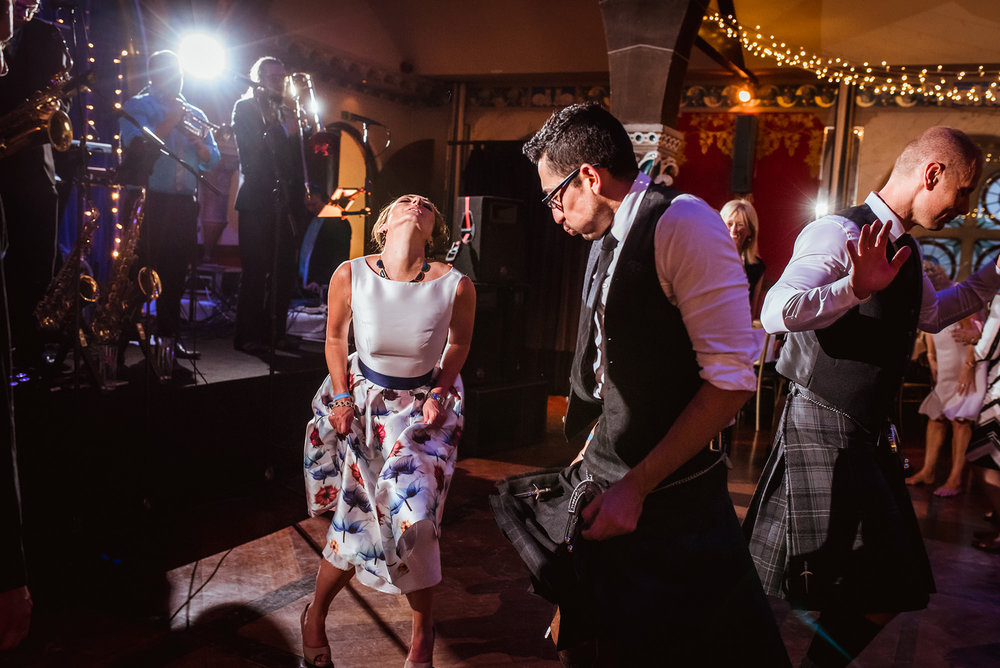 oran mor wedding photographer