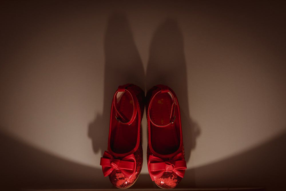 red wedding shoes glasgow