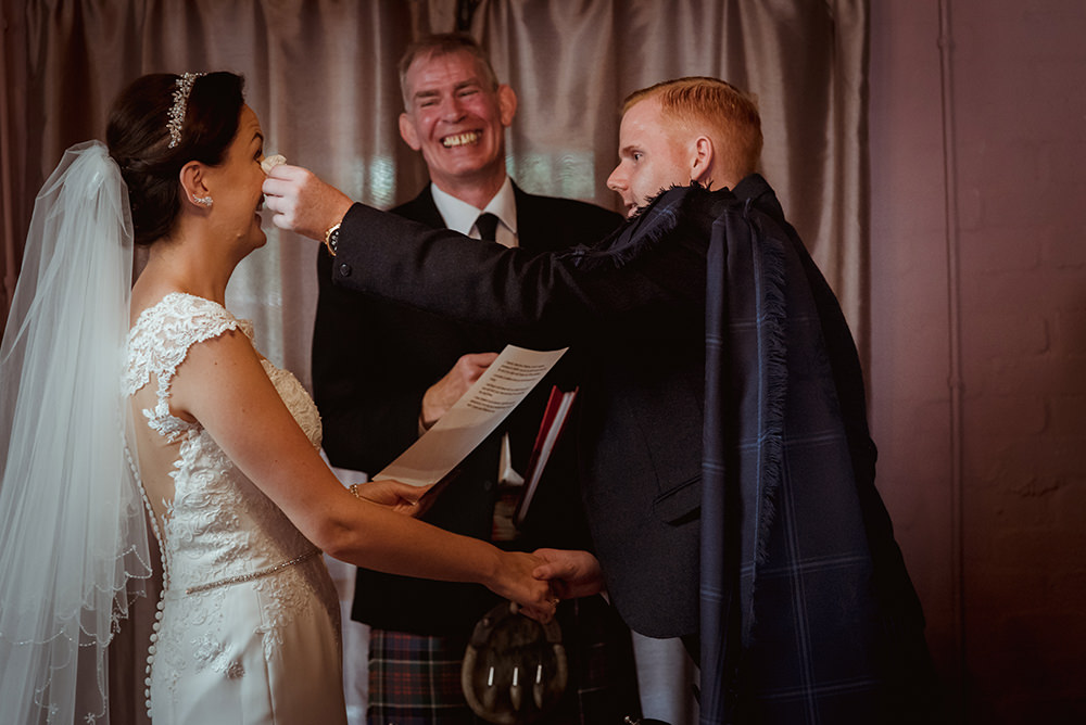 emotional weddings glasgow