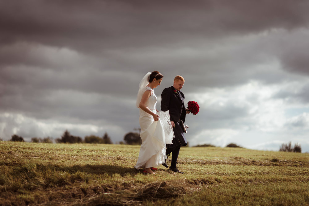 alternative wedding photography scotland