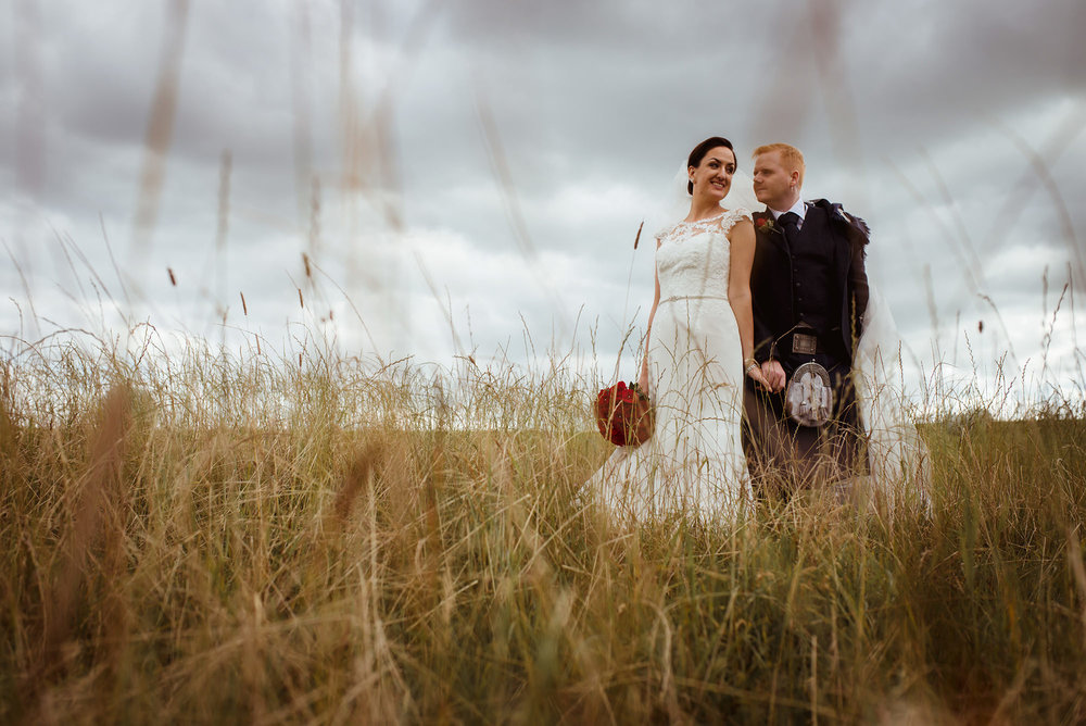 scottish country wedding photographer