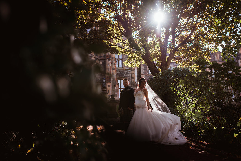 west coast scotland wedding photographer