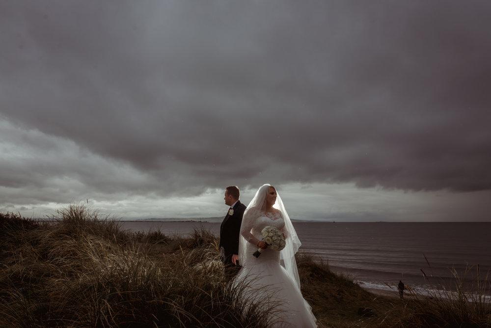 alternative beach wedding scotland