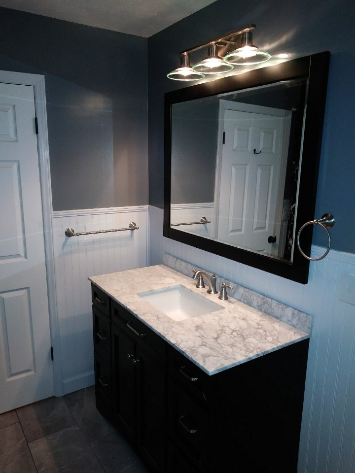 - Rockin' Basement/Bathroom Reno