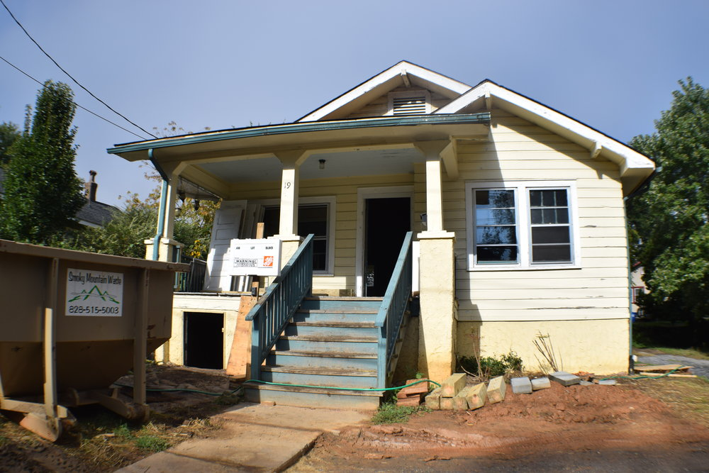 -North Asheville Whole Home Remodel