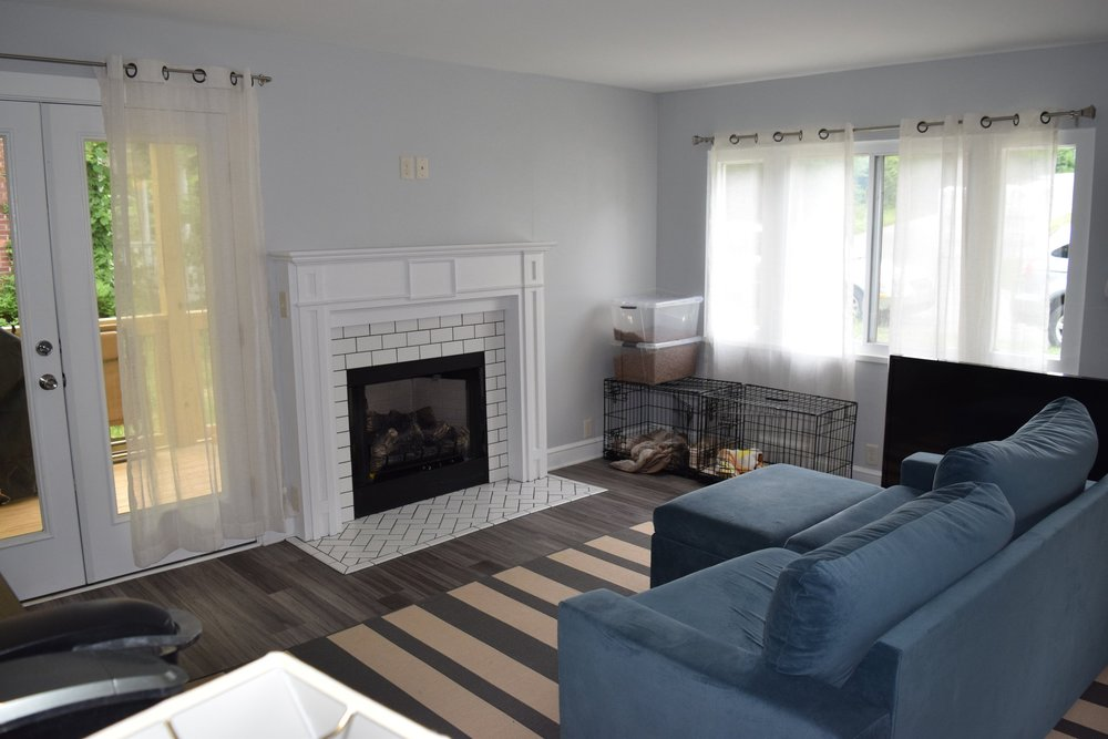 -West Asheville Whole Home Remodel