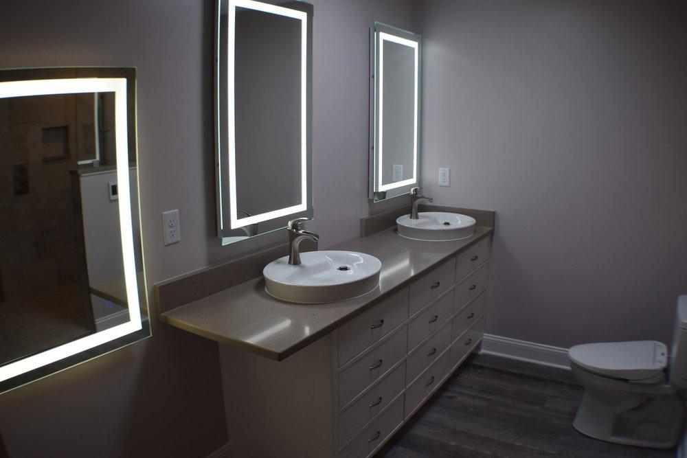 Master Bathroom Remodel Finished