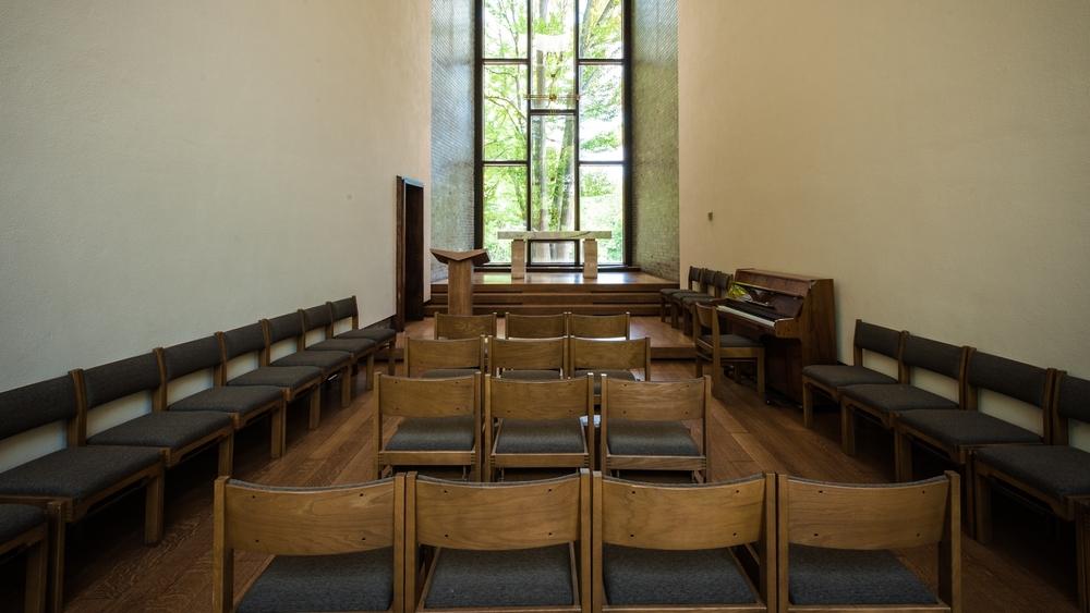 The Harlan Chapel