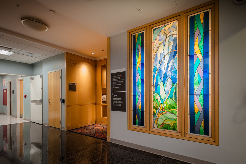 - Brigham and Women's Hospital has had a chapel since 1980, when it was formed through a merger of the Boston Hospital for Women, the Robert Breck Brigham Hospital, and the Peter Bent Brigham Hospital.