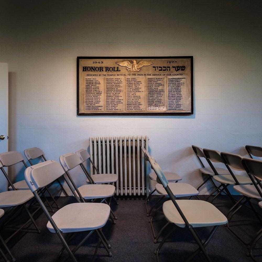 Baker Street Cemetery Chapels -