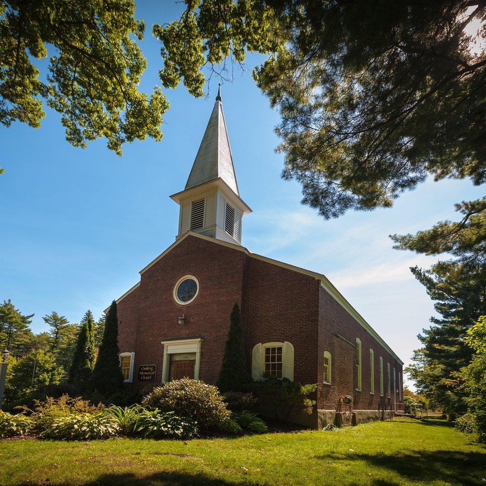 Cushing Memorial Chapel -
