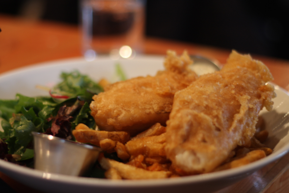 Fish n Chips from Edible Canada in Vancouver