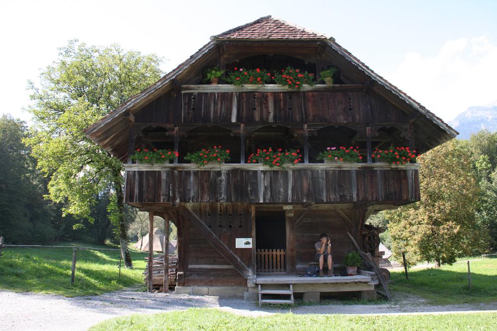 Berner Oberland Chalet