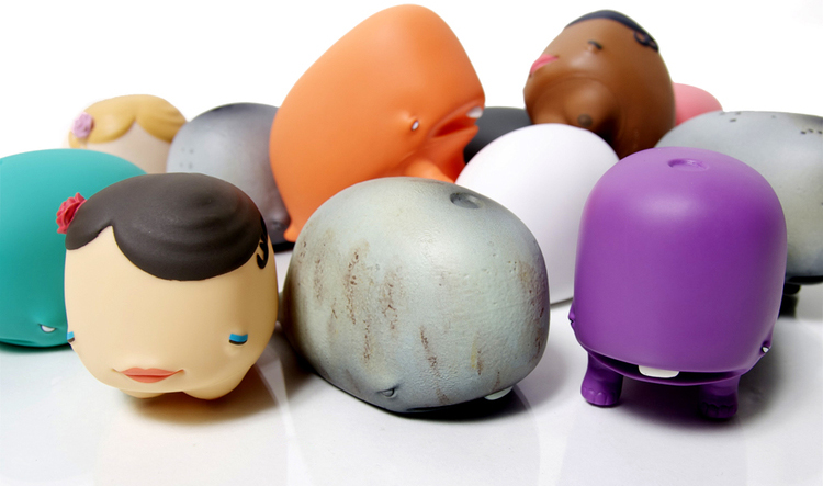 Munko David Choe vinyl figures