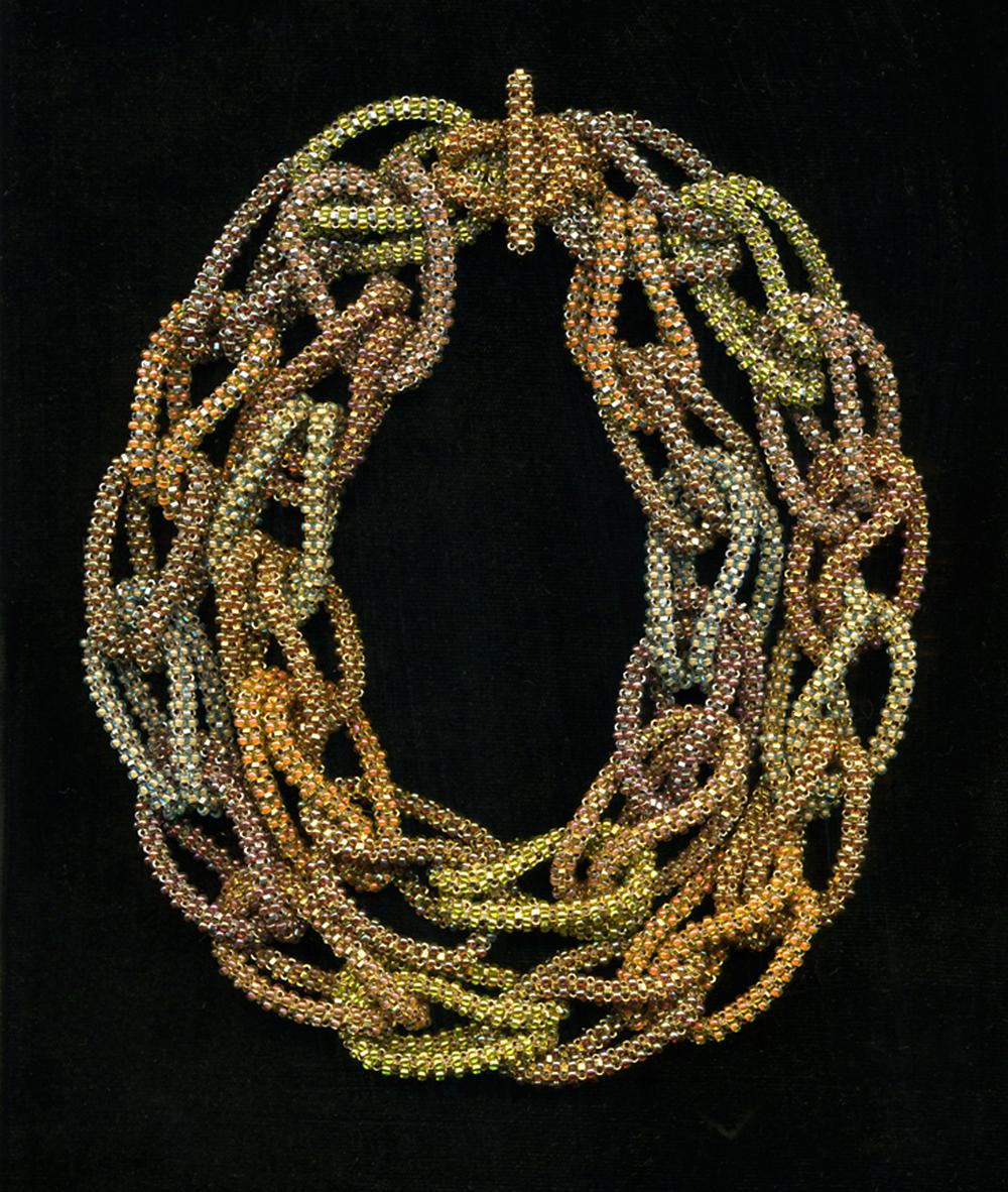 Cubic Loop (choker or long chain)