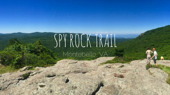 Spy Rock Trail Virginia