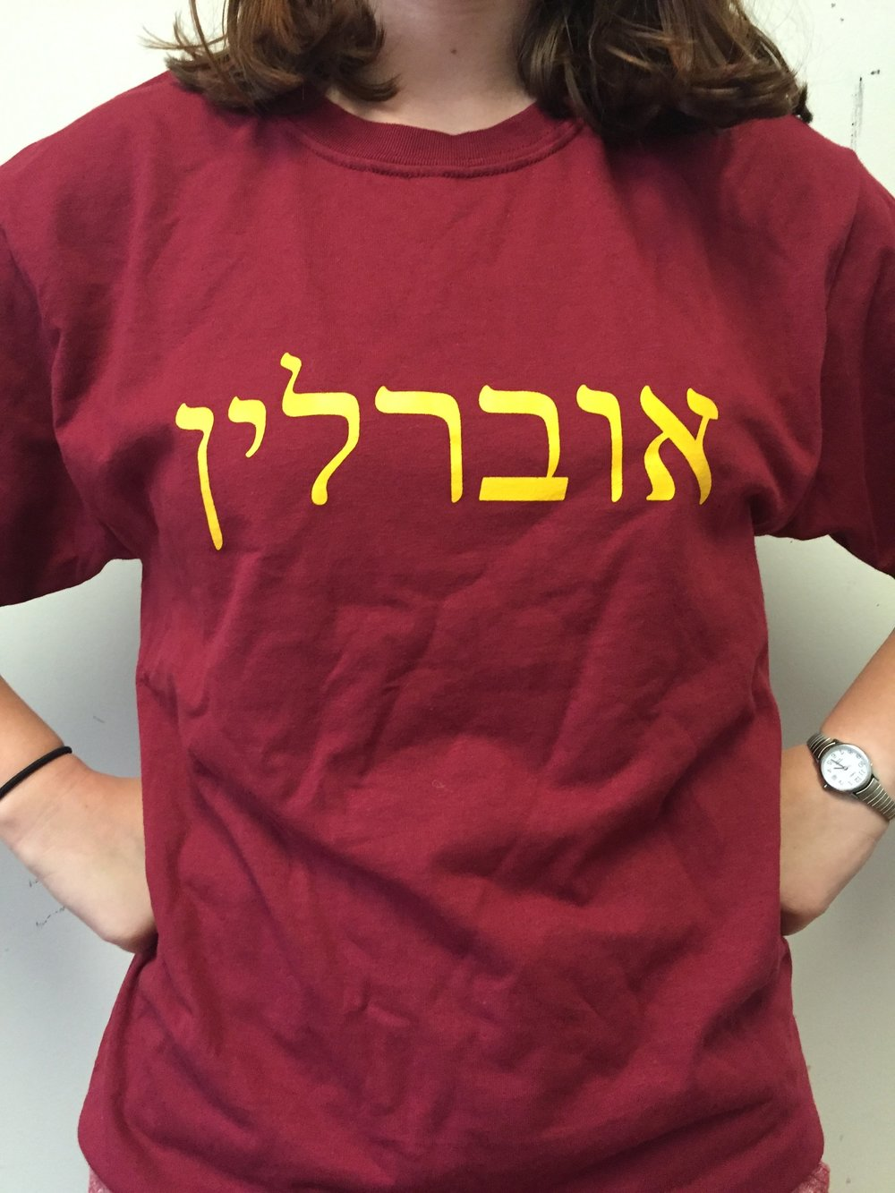 Want some Oberlin Hillel swag? - To purchase one of our amazing Oberlin Hillel tee-shirts (sizes: adult S/M/L), please contact Talia Rodwin, at trodwin@oberlin.edu. Shirts will be around $10-15 depending on shipping costs.