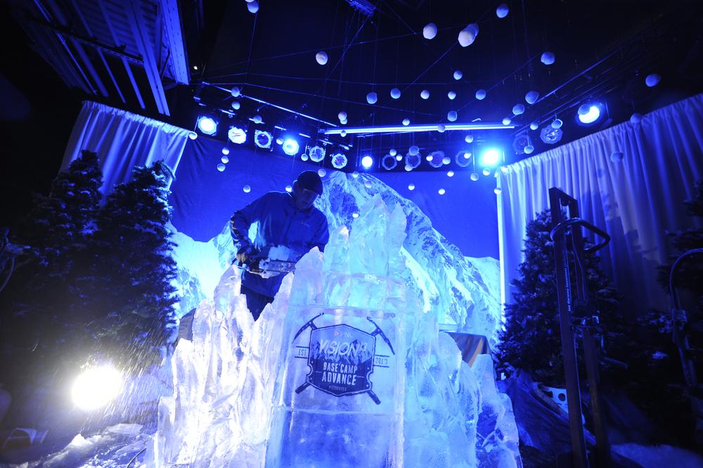 Ice Carve Vision13