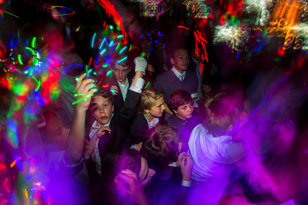 Dance at a bat mitzvah with lots of colors.jpg