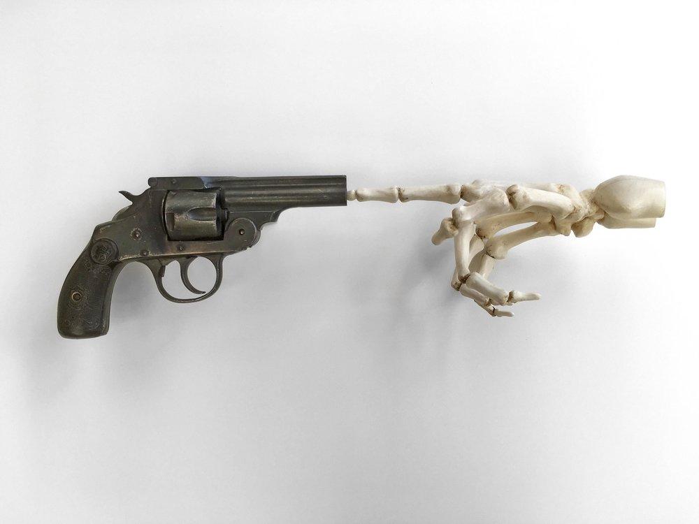"""""""Gun Control"""" by Marc D'Estout"""